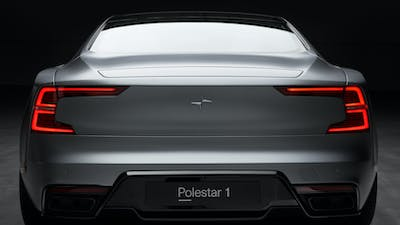 Polestar 1 makes European debut at Geneva Motor Show