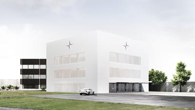 Polestar has started construction of a new headquarter building located in Torslanda, Sweden, on the same campus as the main Volvo Cars head offices and factory.