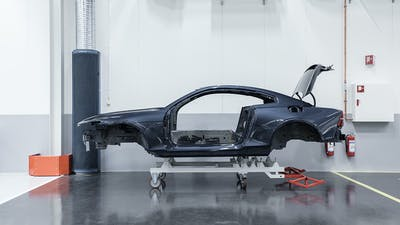 First Polestar 1 prototype cars start production