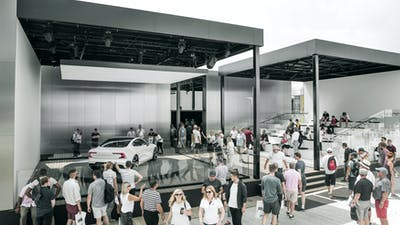 Monterey Car Week serves as North American debut for Polestar 1