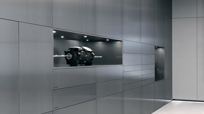 Polestar shows first details of new Polestar Space retail lab