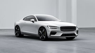 Polestar unveils its first car – the Polestar 1 – and reveals its vision to be the new electric performance brand